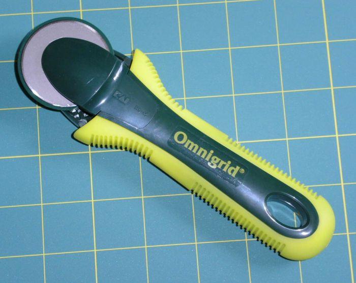 Prym - rotary cutter - 45 mm - Omnicut Soft-Grip