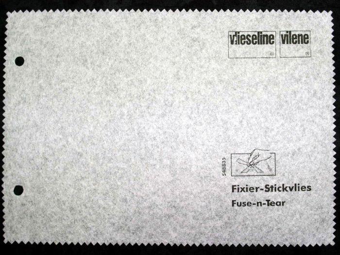 Freudenberg Vlieseline - Fixier Stickvlies