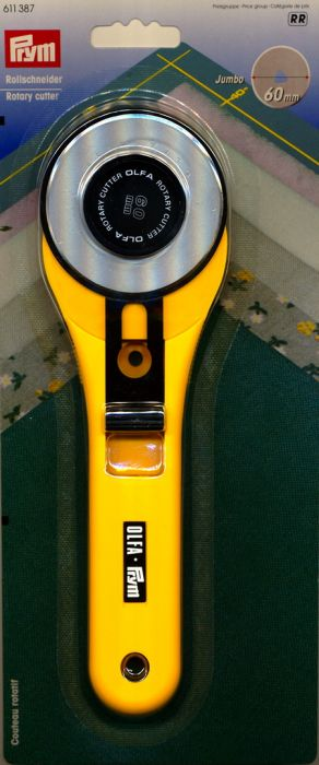 Olfa Prym - Rollschneider Jumbo 60mm