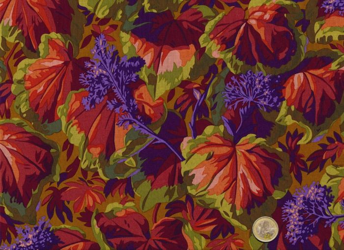 Philip Jacobs - Variegated Ivy - Rust