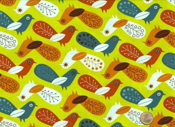 Robert Kaufman - Critter Community - Vögel