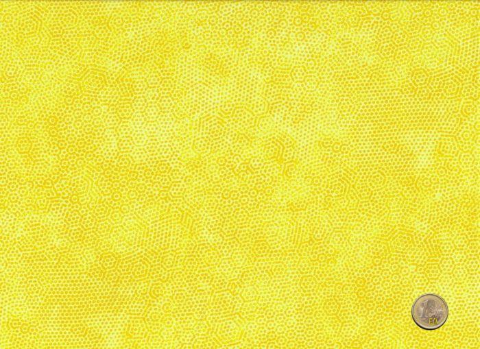 Makower - Dimples - Gelb - 1867 Y3
