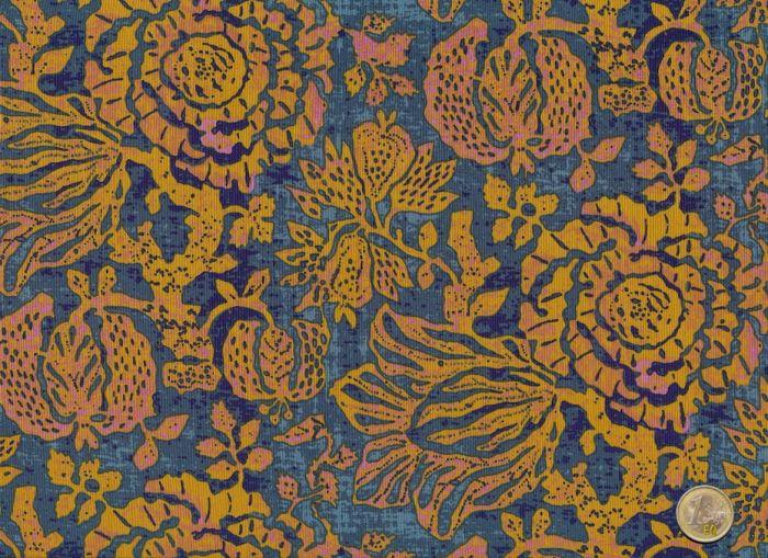 Rowan Fabrics - Victoria & Albert Museum  - Bromley - Voile Arbor