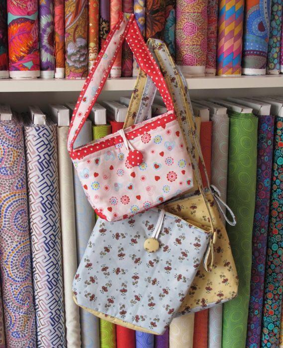 Kleine Kindertaschen