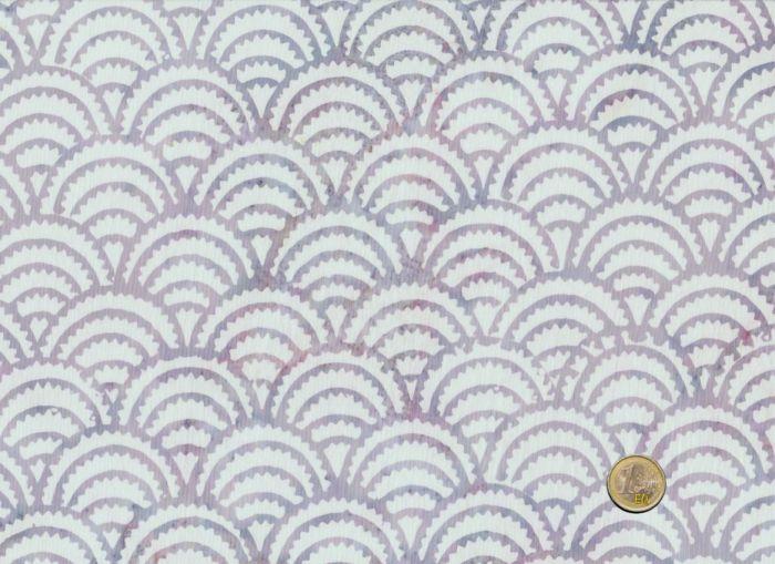 Island Batik - Bogen Creme