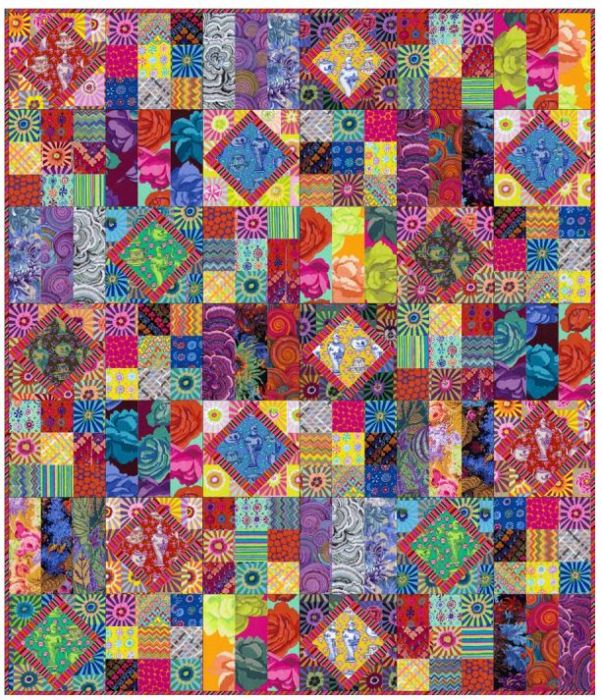 Carnival of Color - Kaffe Fassett Collective