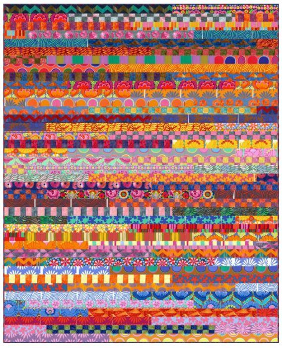 Kaffe Fassett Collective - Stripes