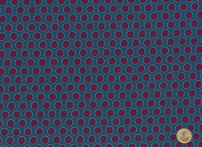 Makower - Henna Spot - Azurblau