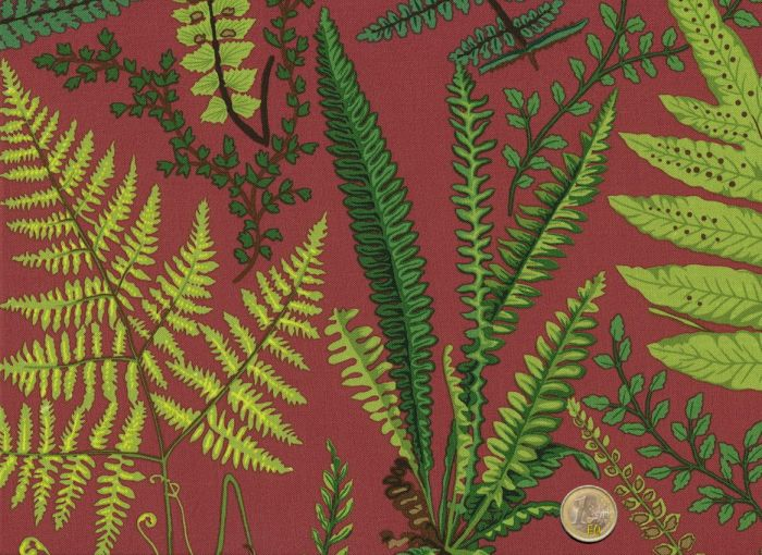 Free Spirit - Botanical Ferns