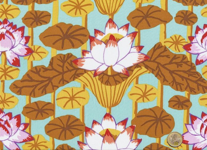 Kaffe Fassett - Lotus Stripe - Pastell