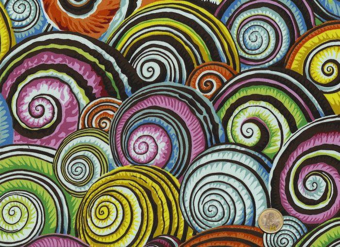 Phillip Jacobs - Multi - Spiral Shells