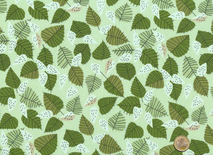 Makower - The Lovely Hunt - Leaves
