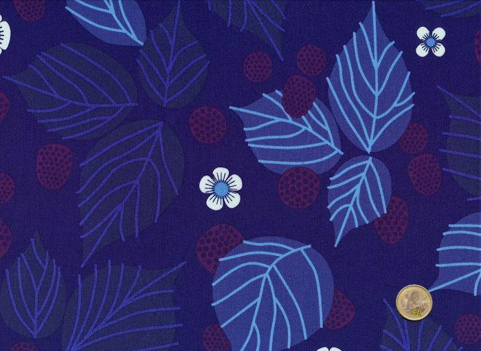 Makower - The Lovely Hunt - Strawberry violett