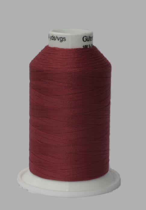 Miniking Yarn / G?termann Nr. 120 Col. 46 Darkred