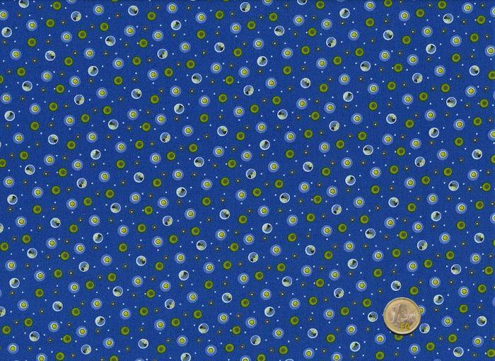 Studio E - Safari Drive - Punkte blau
