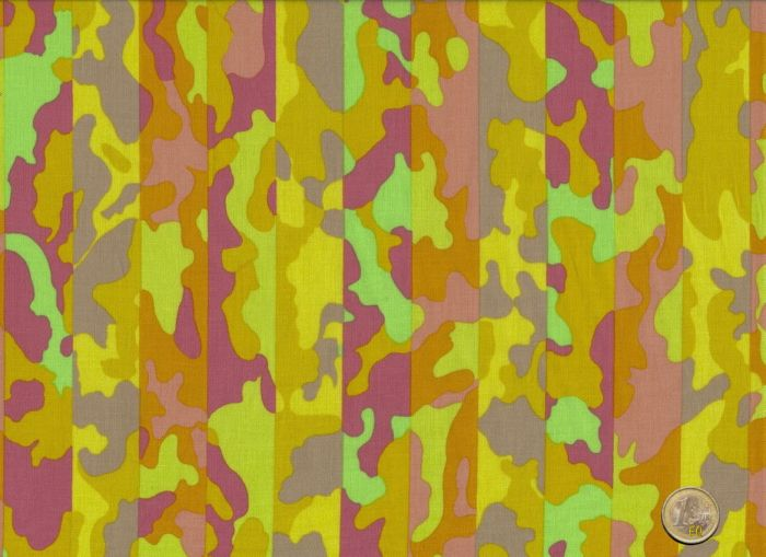 Brandon Mably -  Stripe Camouflage - Spring