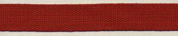 Gurtband - 30 mm - Rot