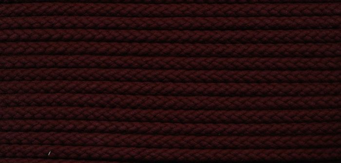 Cord - 8 mm - wine red