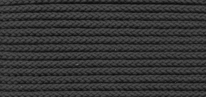 Cord - 8 mm - grey