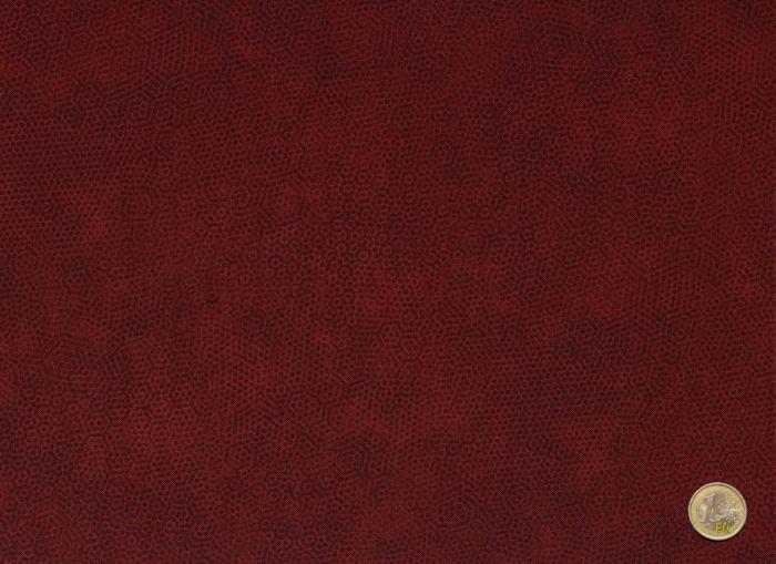 Makower - Dimples - Carmine - 1867 R2
