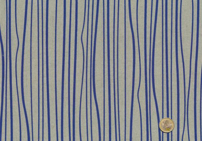 Makower - Alison Glass - Seagrass Streifen blau