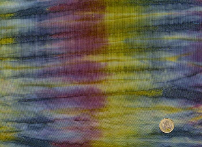 A Splash of color - Stripes purple