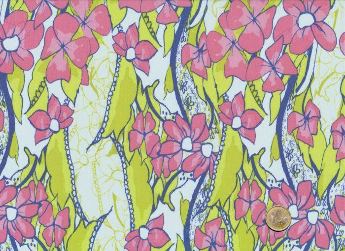 Free Spirit - Feather Flock - Flowers