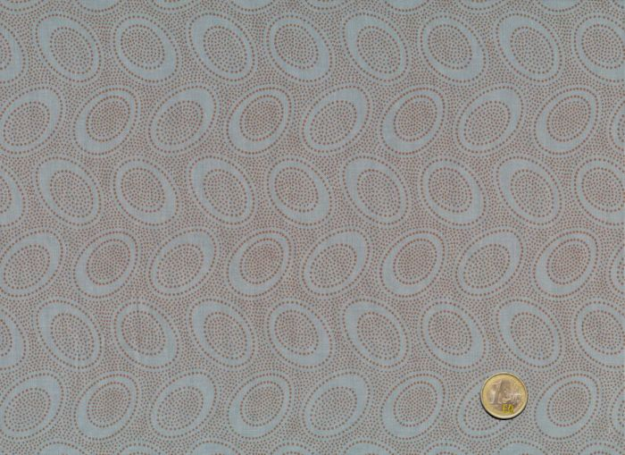 Kaffe Fassett - Aboriginal Dots - Stone