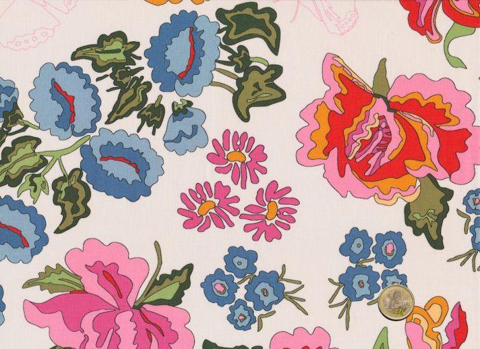 Mez - Nordic Garden Dream - Große Blüten Creme