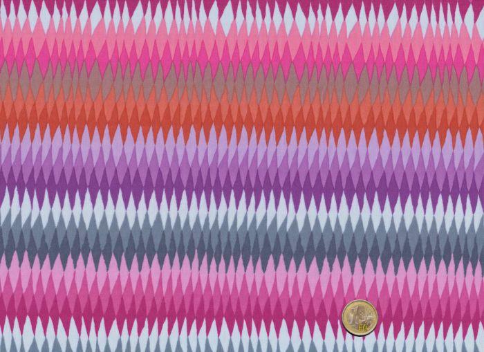 Kaffe Fassett - Pastel - Diamond Stripe