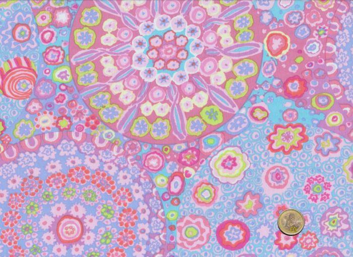 Kaffe Fassett - Millefiore - Pink