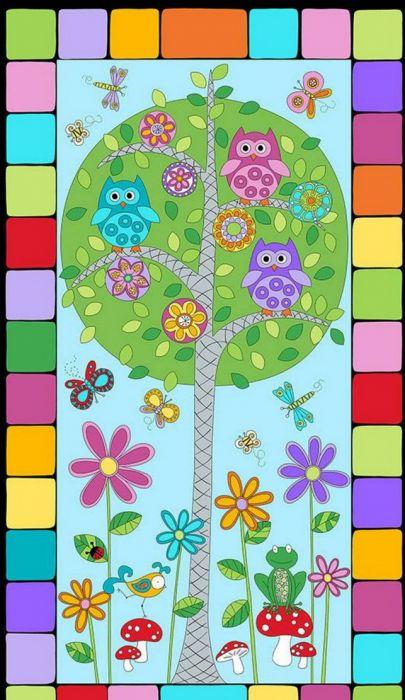 Makower - Hoot Hoot Family Tree