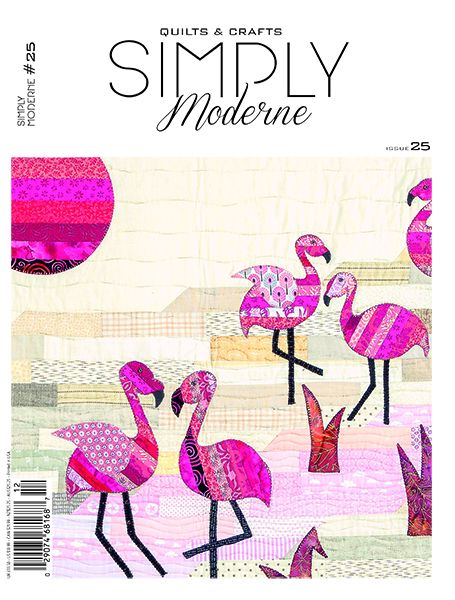 Quilts & Crafts - Simply Moderne Nr. 25