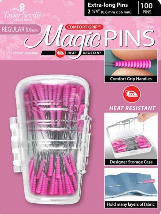 Taylor Seville - Magic Pins - Regular