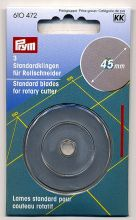 Prym - replacement blades 45 mm - package of 3