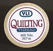 YLI Quilting Yarn-  brown