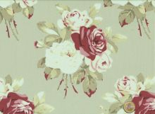 Free Spirit - Large Antique Roses - Ivory