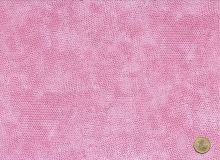 Makower - Dimples - Pink Carnation