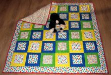 Babyquilt Mini Animals