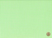 Makower - New Gingham - Mint