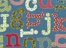 Windham Fabrics - Homeschool - Blassblau