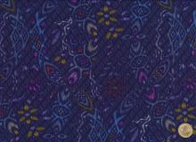 Rowan Fabrics - Victoria & Albert Museum - Bromley - Voile Ikat