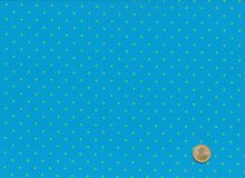 Makower - Candy Dots - Teal
