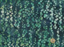 Hoffman Fabrics - Bali Handpaints - Dots petrol