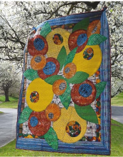 Free Sprit -Bouquet Quilt