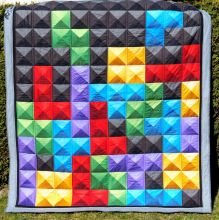 Quilt for old boys
