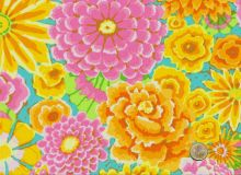 Kaffe Fassett - Yellow -Enented
