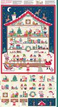Makower - Adventkalender - Santas Workshop