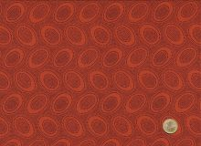 Kaffe Fassett - Aboriginal Dots - Orange