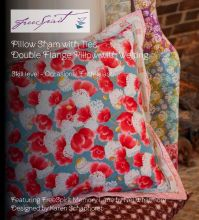 Free Spirit Pillow Sham with Ties